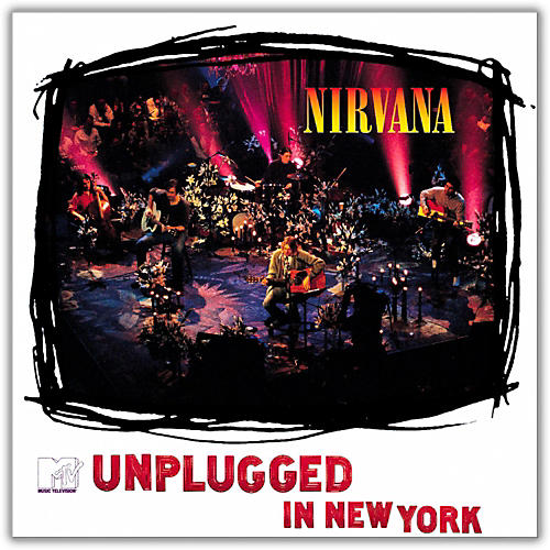 Universal Music Group Nirvana - MTV Unplugged In New York Vinyl LP