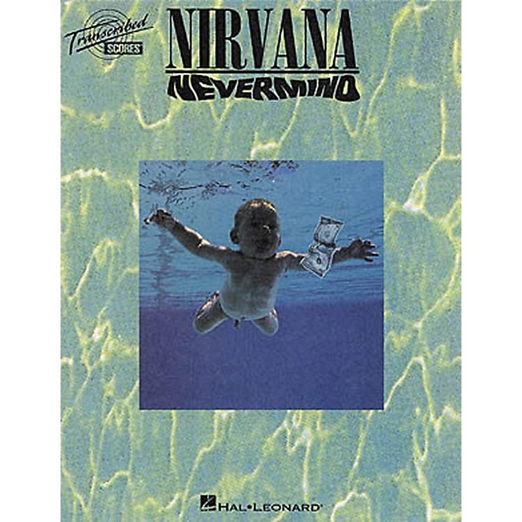 Hal LeonardNirvana - Nevermind Transcribed Score Book
