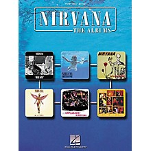 Hal Leonard Nirvana - The Albums Piano, Vocal, Guitar Songbook