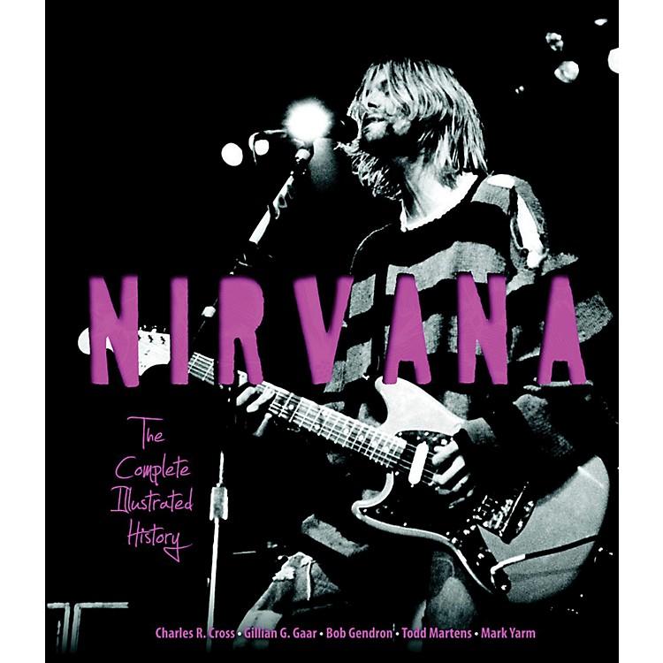 Hal LeonardNirvana - The Complete Illustrated History Book
