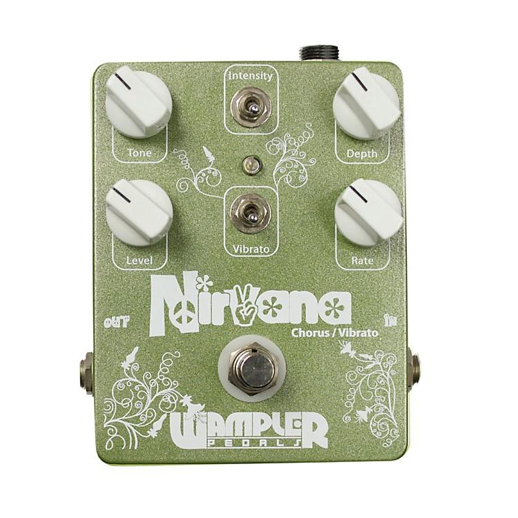 WamplerNirvana Chorus/Vibrato Guitar Effects Pedal