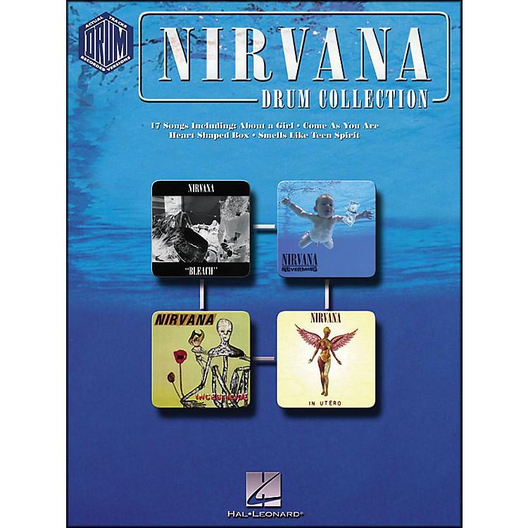 Hal LeonardNirvana Drum Collection
