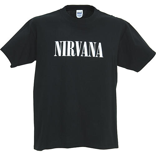 Gear One Nirvana Foil Logo T-Shirt-thumbnail