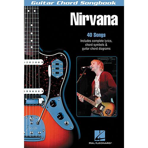 Hal Leonard Nirvana Guitar Chord Songbook