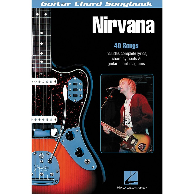 Hal LeonardNirvana Guitar Chord Songbook