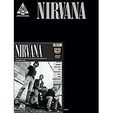 Hal Leonard Nirvana Guitar Pack Book/DVD