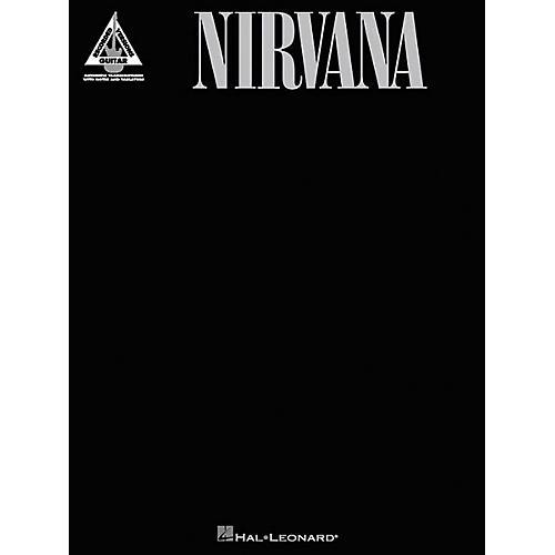 Hal Leonard Nirvana Guitar Tab Songbook
