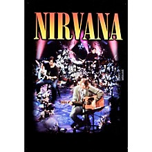 Iconic Concepts Nirvana MTV Tin Sign