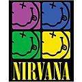 C&D Visionary Nirvana Smiley-face Color Sticker thumbnail