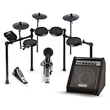 Alesis Nitro Electronic Drum Kit and Simmons DA50 Monitor