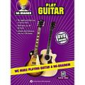 Alfred No-Brainer Play Guitar Book & CD