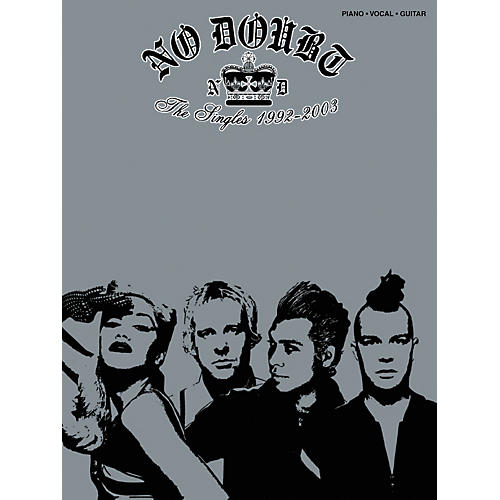Hal Leonard No Doubt - The Singles 1992-2003 Piano/Vocal/Guitar Songbook