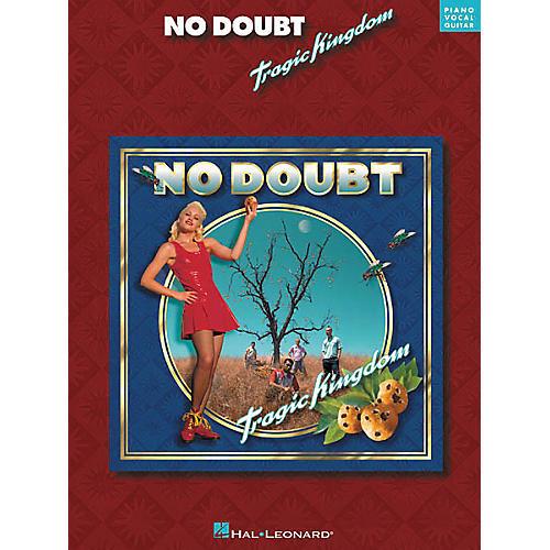 Hal Leonard No Doubt - Tragic Kingdom Piano, Vocal, Guitar Songbook-thumbnail