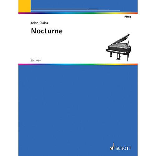 Schott Nocturne Schott Series Softcover Composed by John Skiba