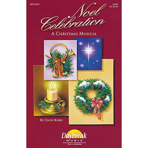 Daybreak Music Noel Celebration Preview Pak Arranged by Bruce Greer-thumbnail
