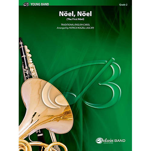 BELWIN Noel, Noel Concert Band Grade 2 (Easy)-thumbnail