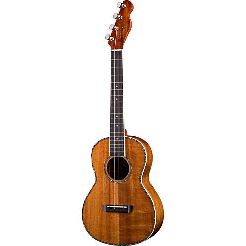 Fender Nohea Koa Tenor Ukulele Natural
