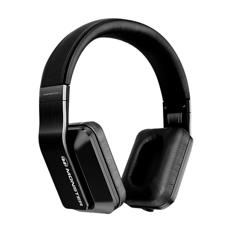 MonsterNoise Isolating Over-Ear Headphones Black