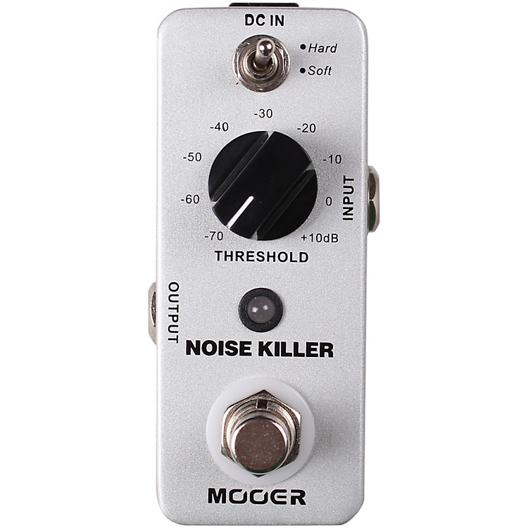 MooerNoise Killer Micro Noise Reduction Guitar Effects Pedal