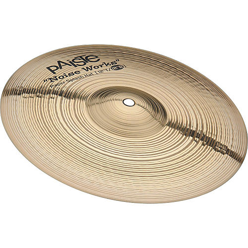 Paiste Noiseworks Paper Splash Hi-Hat Cymbal 12 in.