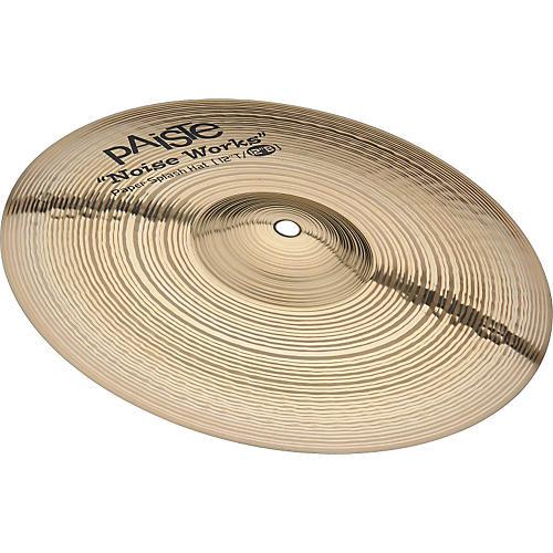 Paiste Noiseworks Paper Splash Hi-Hat Cymbal 12