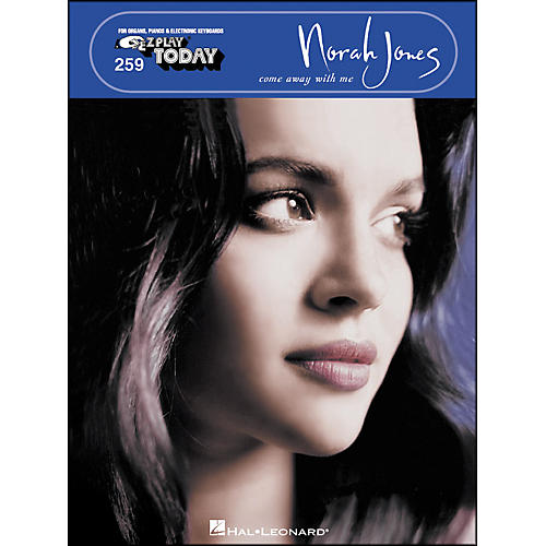 Hal Leonard Norah Jones - Come Away with Me E-Z Play 259-thumbnail