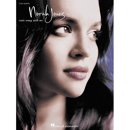 Hal Leonard Norah Jones - Come Away with Me Easy Guitar Book-thumbnail