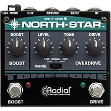 Radial Engineering North-Star Country Rock Overdrive and Boost Pedal