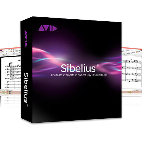 Sibelius Notation Software Plus Photoscore and Audioscore with Support-thumbnail