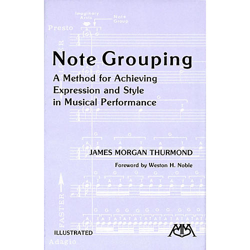 Meredith Music Note Grouping Meredith Music Resource Series by James Morgan Thurmond-thumbnail