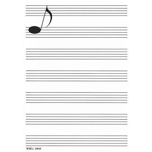 Willis Music Note Pads Willis Series-thumbnail