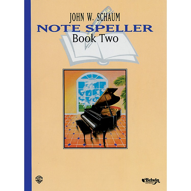 Alfred Note Speller Book 2 (Revised)