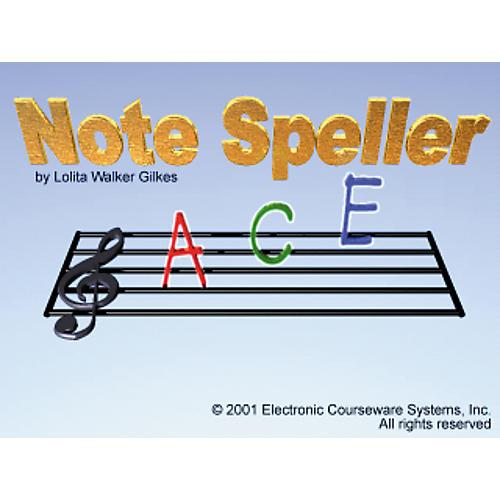 ECS Media Note Speller Hybrid CD-thumbnail