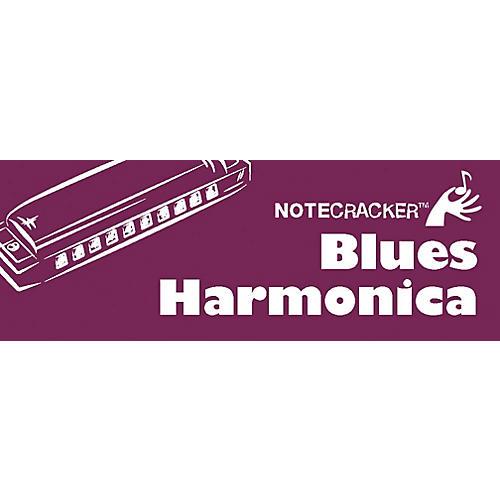 Music Sales Notecracker: Blues Harmonica Music Sales America Series Softcover