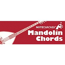Music Sales Notecracker: Mandolin Chords Music Sales America Series Softcover