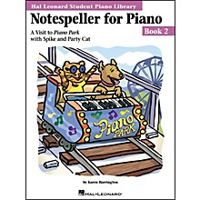 Hal Leonard Notespeller For Piano Book 2 Hal Leonard Student Piano Library