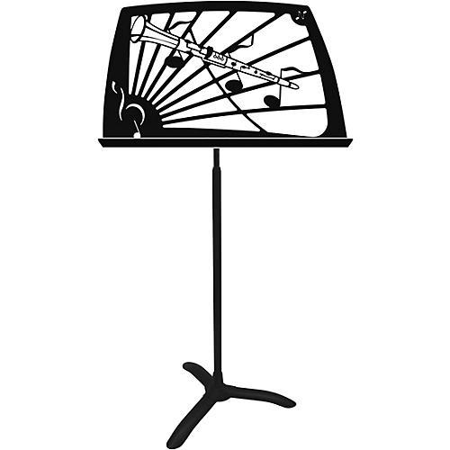 Manhasset Noteworthy Stand (Clarinet)-thumbnail