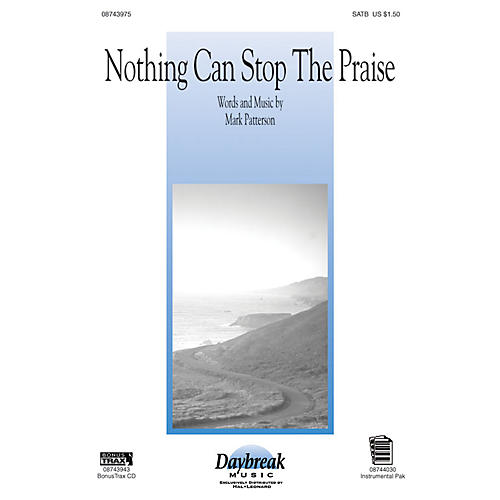 Daybreak Music Nothing Can Stop the Praise IPAKO Composed by Mark Patterson-thumbnail