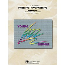 Hal Leonard Nothing from Nothing Jazz Band Level 3 Arranged by John Wasson