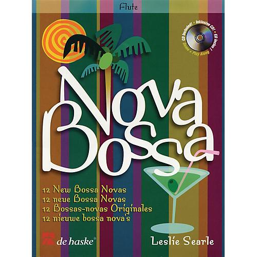 De Haske Music Nova Bossa (12 New Bossa Novas - Clarinet) De Haske Play-Along Book Series Composed by Leslie Searle-thumbnail