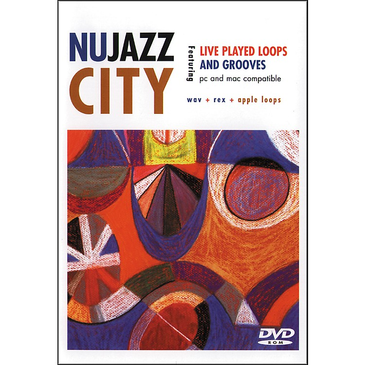 Big Fish Nu Jazz City Audio Loops