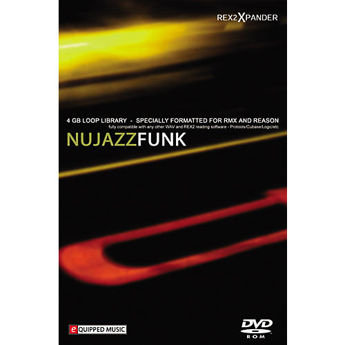 Big Fish Nu Jazz Funk Audio Loops