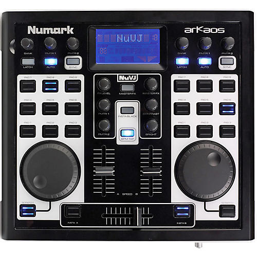 Numark NuVJ Video Mixer for DJs