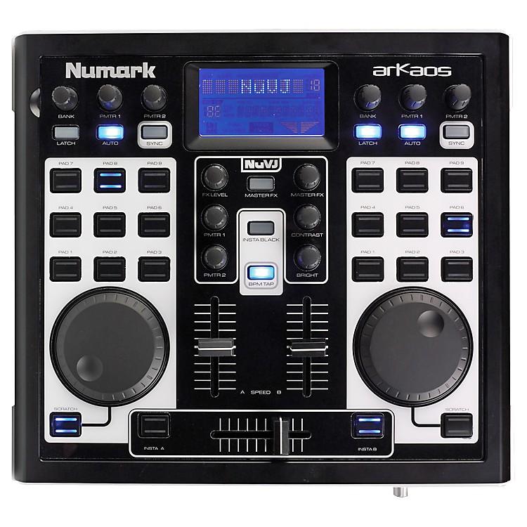 NumarkNuVJ Video Mixer for DJs