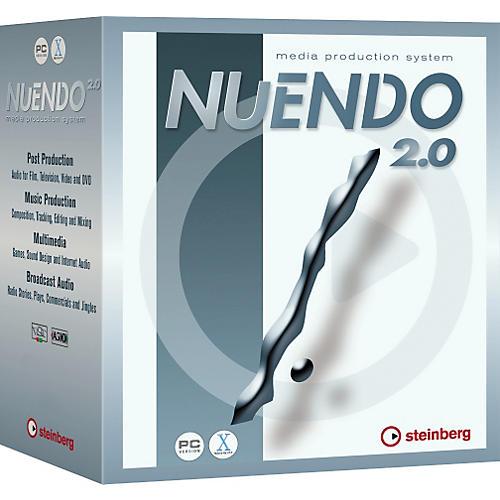 Steinberg Nuendo 2.1-thumbnail