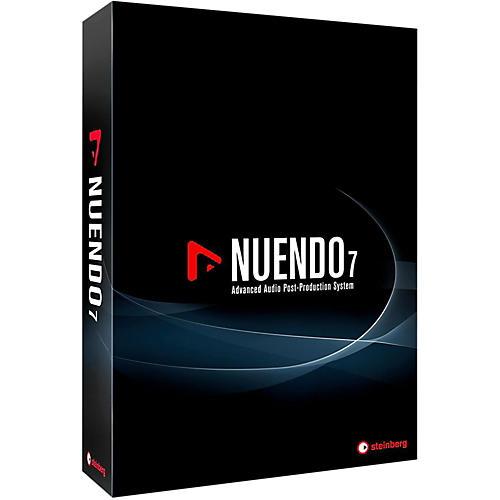 Steinberg Nuendo 7 Student EDU DAW Boxed Software-thumbnail
