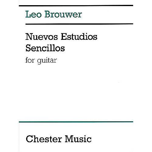 Chester Music Nuevos Estudios Sencillos (for Guitar) Music Sales America Series Softcover-thumbnail