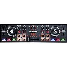 Numark Numark DJ2GO2 Compact Portable DJ Controller with Audio Interface