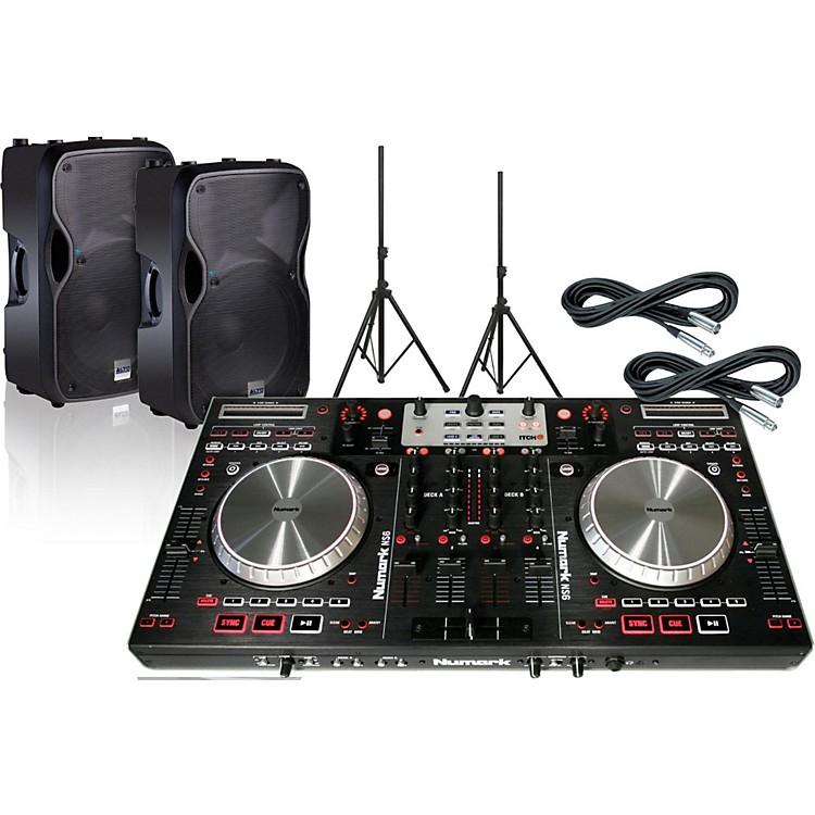 NumarkNumark NS6 bundle with Alto TS112A Speakers