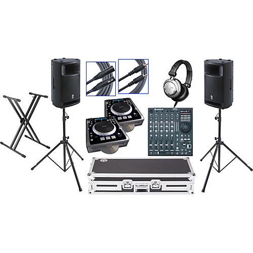 Numark Numark/Yamaha DJ Package
